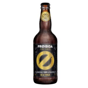 Cerveja Proibida Puro Malte Extra 500ml