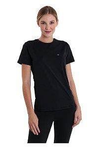 Camiseta Antiviral Feminina Manga Curta