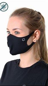 Máscara Tecido Antiviral Adulto - Amni Virus Bac Off