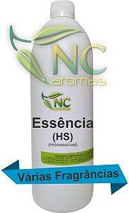 Essência HS 1Lt P/ Produtos De Limpeza E Aromatizantes 1/200