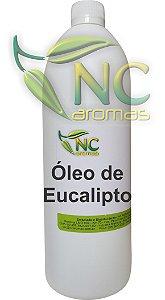 Óleo de Eucalipto 1Lt Puro Óleo Essencial Natural