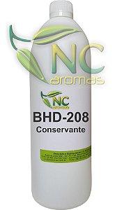 BHD-208 1Lt Conservante para Produtos De Limpeza