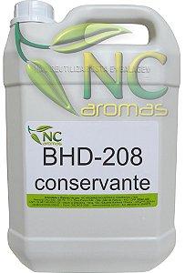 BHD-208 5Lt Conservante para Produtos De Limpeza