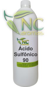 Acido Sulfônico 90 1,1Kg (1Lt) altíssimo padrão qualidade