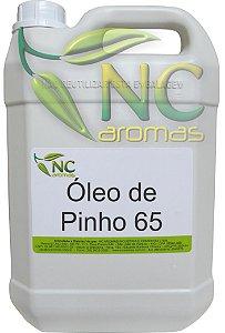 Óleo De Pinho 65 5Lt Puro