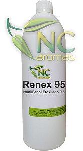 Renex 95 1Lt Nonilfenol 95 Solubilizante de Essências