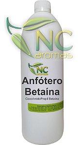 Anfótero 1Lt Betaína CocoAmidoPropilBetaína