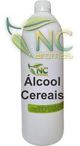 Alcool De Cereais 1Lt Puro