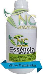 Essência HS 250ml P/ Produtos De Limpeza E Aromatizantes 1/200