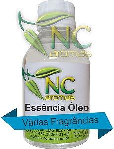 Essência Óleo 100ml P/ Produtos De Limpeza E Aromatizantes