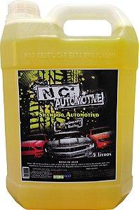 Shampoo Automotivo Neutro 5Lt Tutti Frutti Para Carros e Motos