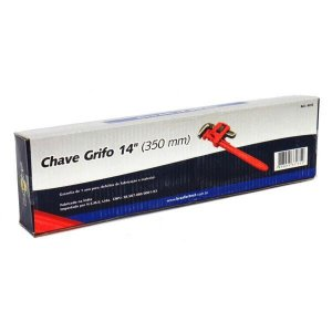 "CHAVE GRIFO BRASFORT 14"" (350mm)"