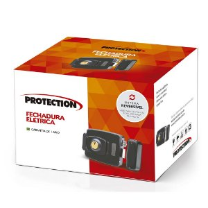 Fechadura Elétrica Dupla Pt-710 - Protection