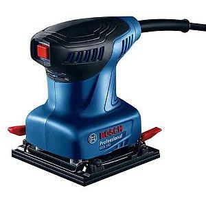 Lixadeira Orbital Bosch 220w Gss 140 Azul 110v
