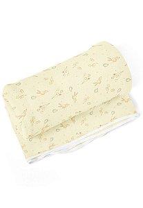Cobertor Papi Coelho Balão Branco