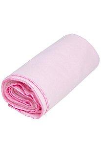 Cobertor Papi Liso Rosa