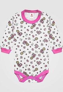 Body Zupt Baby Bebê Pink