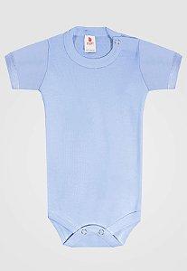 Body Zupt Baby Curto Básico Azul