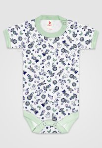Body Zupt Baby Nuvem Verde