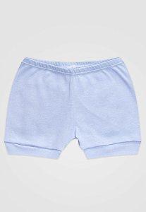 Shorts Zupt Baby Básico Azul