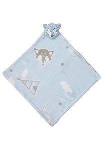 Naninha Papi Baby, Microfibra Azul