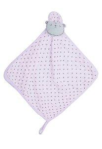 Naninha Soft Premium Papi Baby com Prendedor de Chupeta