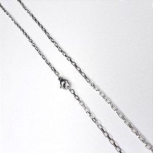 Colar - Corrente Cartier Quadrada 1.8 23-0020