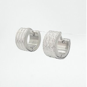 Brinco de Aço Cirúrgico 21-0137
