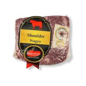 Shoulder Wagyu Intermezzo