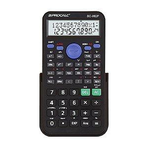Calculadora Científica 240 Funções Preta Procalc SC82P