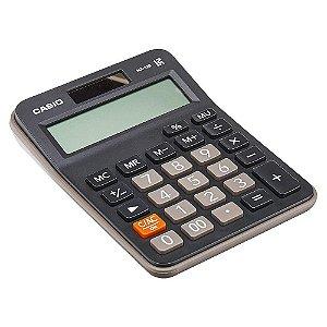 Calculadora de Mesa 12 Dígitos Visor XI Preta Casio MX-12B