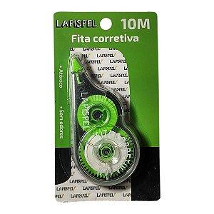 Fita Corretiva 5mm 10 Metros Verde Lapispel 802422