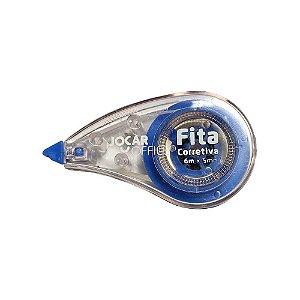 Fita Corretiva 5mm 6 Metros Azul Jocar 91211