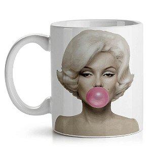 Caneca de Cerâmica 325ml Marilyn Monroe Yaay! CAN129