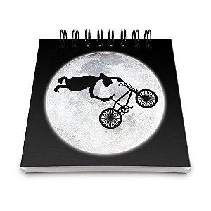Bloco de Anotações 60 Folhas ET BMX Radical Yaay! BLO055