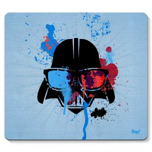 Mouse Pad Geek Side Vader 23x20cm Yaay! PAD017
