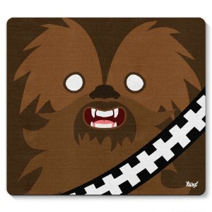 Mouse Pad Geek Side Bacca 23x20cm Yaay! PAD022