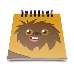 Bloco de Anotações 60 Folhas Geek Side Woks Yaay! BLO016