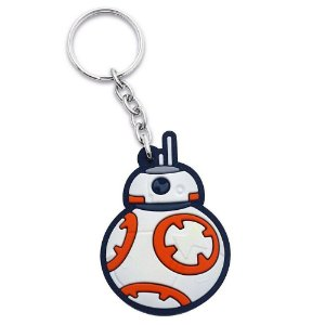 Chaveiro Emborrachado Geek Side BB Yaay! KEY054