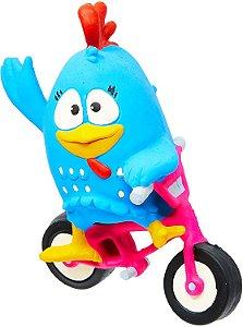 Boneco Galinha Pintadinha Bike - Latoy