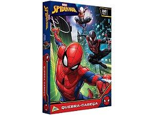 Quebra-cabeça 100 Peças Spider Man 2395 Jak