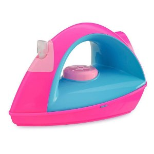 Ferro De Passar Home Love 204 - Usual Plastic - Usual Brinquedos