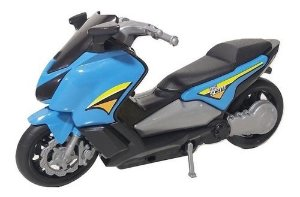 Moto Scooter De Brinquedo Scott Várias Cores - Bs Toys