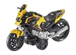 Moto Fire Light Cores Sortidas 474 - BS Toys