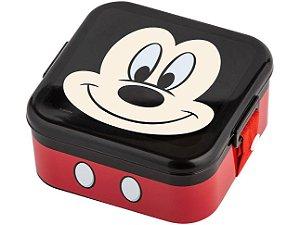 Pote de Plástico Lillo com Tampa Quadrado 200ml - Lillo Baby Disney
