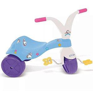 Triciclo Unicórnio
