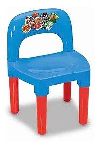 Cadeira Cadeirinha Infantil Dc Super Friends