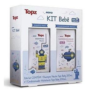 Topz Cremer Kit Shampoo E Condicionador