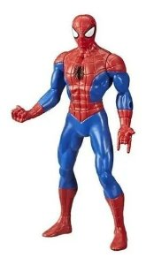 Boneco Homem Aranha Spider Man Marvel