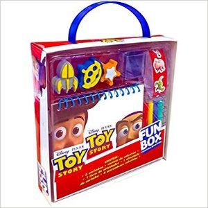 Coleção Fun Box Toy Story Disney Pixar Editora Dcl
